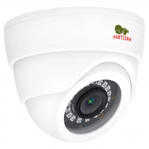 Видеокамера  Partizan CDM-223S-IR FullHD